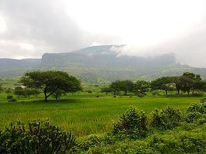 Anjaneri - Anjineri fort Nasik