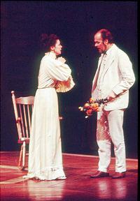 Ton Lutz en Ann Hasekamp.