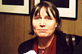 Anna Šabatová at Duha nad Brnem Opening Party 2001b.jpg