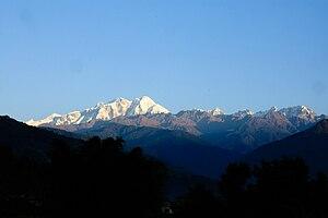 Lamjung District - Image: Annapurna II