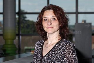 Anne Spang German biochemist, cell biologist, and professor