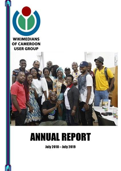 File:Annual Report 2018CM UG.pdf