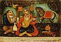 Anonymous - Kozaka z liachom razhovor (pochatok 19 st.) NAMU.jpg