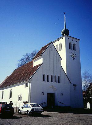 Ans, Denmark - Ans church