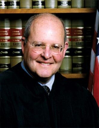 Anthony Joseph Scirica - Image: Anthony J. Scirica Circuit Judge