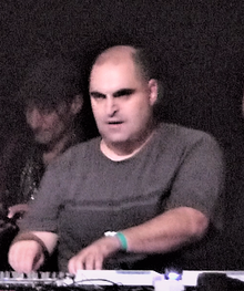 Anthony Pappa in 2017