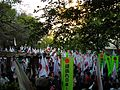 Anti-Chinese government rally on 16 October 2010 at Roppongi 13.jpg