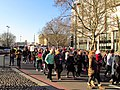 Anti Trump Womens March London Womens March January 21 2017 (1) (32445685385).jpg