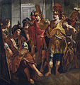 Antonio Balestra (circle) Alexander the Great and Apelles.jpg