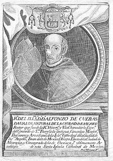 Juan Alonso de Cuevas y Davalos