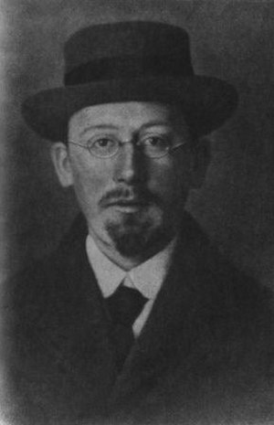 Antonius van den Broek - Antonius Van den Broek (1870-1926), the lawyer and amateur physicist who first suggested that the number of charges in an element's atomic nucleus is exactly equal to the element's place on Mendeleev's periodic table.