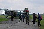 Antonov An-2 SP-AOI, Gliwice 2010.06.13 (11).jpg