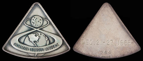 Apollo 8 Flown Silver Robbins Medallion (SN-264).jpg