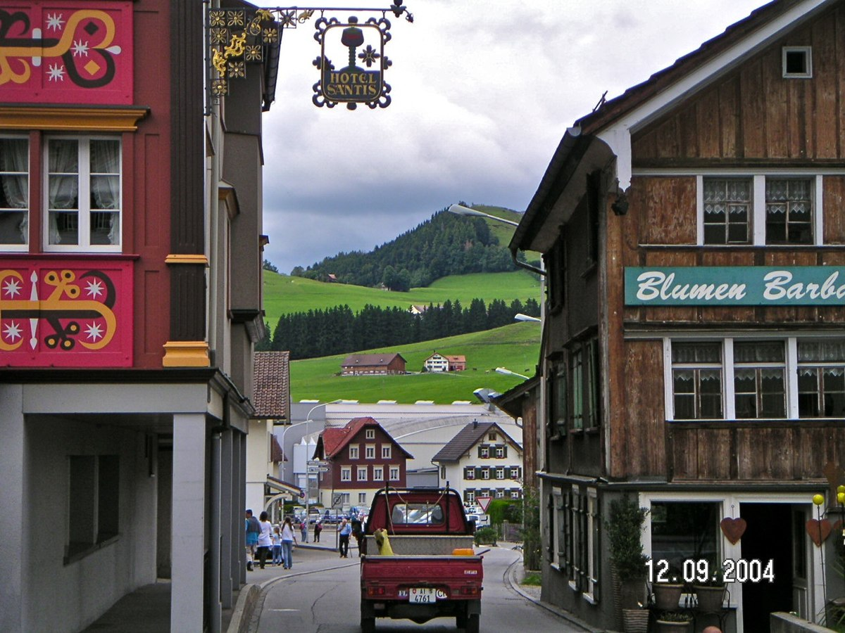 Appenzell town Wikipedia