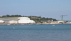 Appledore Shipbuilders - Appledore shipyard