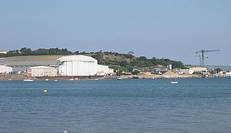 Appledore, Torridge - Image: Appledore shipyard