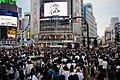 Apr 2018 Shibuya Crossing Tokyo (43991089452).jpg
