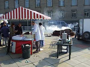 Arbroath smokie - Image: Arbroath Smokies geograph.org.uk 462399