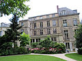 Archives Nationales gardens 1, Paris June 2014.jpg