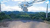 Arecibo radio telescope observatory Puerto Rico - panoramio (11).jpg