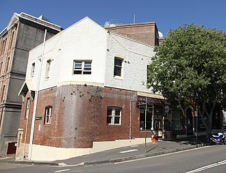 6-8 Argyle Place, Millers Point - 6-8 Argyle Place, pictured in 2019.