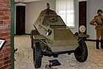 Arkhangelskoye Vadim Zadorozhnys Vehicle Museum Armored car BA-64B IMG 9641 2175.jpg