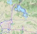 Arlaban-Gasteiz-Alegria bideberdea mapa.png