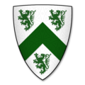Armorial Bearings of the CLARKE family of Kinnersley Castle, Herefordshire.png
