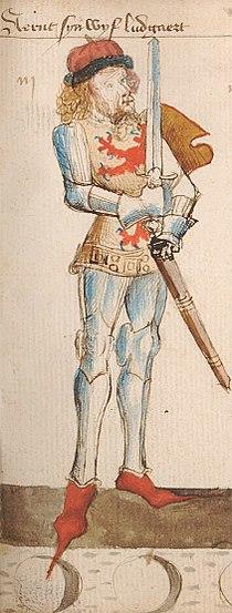 Arnulf, Count of Holland, by Hendrik van Heessel.jpg