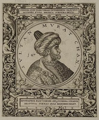 "Safiye Sultan - The husband of ""Sāfiya Vālida Sultān,"" Ottoman Sultan Murad III."
