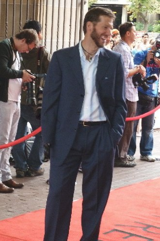 Aron Ralston - Ralston at the Toronto premiere of 127 Hours