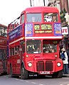 Arriva London Routemaster bus RM54 (LDS 279A), Whitehall, route 159, 9 December 2005.jpg