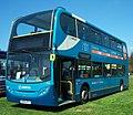 Arriva Medway Towns bus 6456 (GN58 BTE), M&D 100 (1).jpg