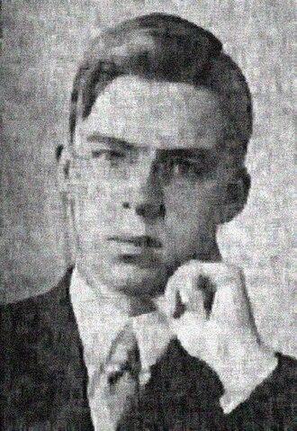 Arthur D. Howden Smith - Arthur D. Howden Smith, ca 1908.
