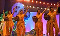 Artists performing at the inauguration of the 47th International Film Festival of India (IFFI-2016), in Panaji, Goa on November 20, 2016 (1).jpg