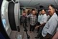 Arun Goel Checks Prototype Exhibit - NCSM - Kolkata 2018-09-23 4528.JPG
