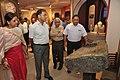 Arun Goel Visits Science And Technology Heritage Of India Gallery With NCSM Dignitaries - Science City - Kolkata 2018-09-23 4351.JPG