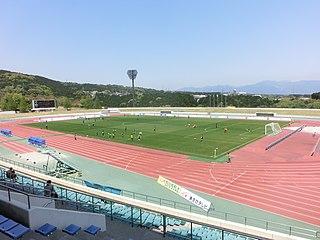 Ashitaka Park Stadium Sports stadium