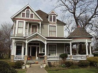 Granbury, Texas - Image: Ashton House