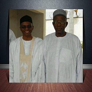 Abubakar Saleh Michika Nigerian politician