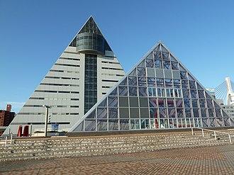 Aomori Prefecture Tourist Center - Image: Aspm 2