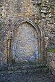 Athassel Priory St. Edmund Cloister South Arcade Doorway 2012 09 05.jpg