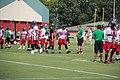 Atlanta Falcons training camp August 2015 IMG 2816.jpg