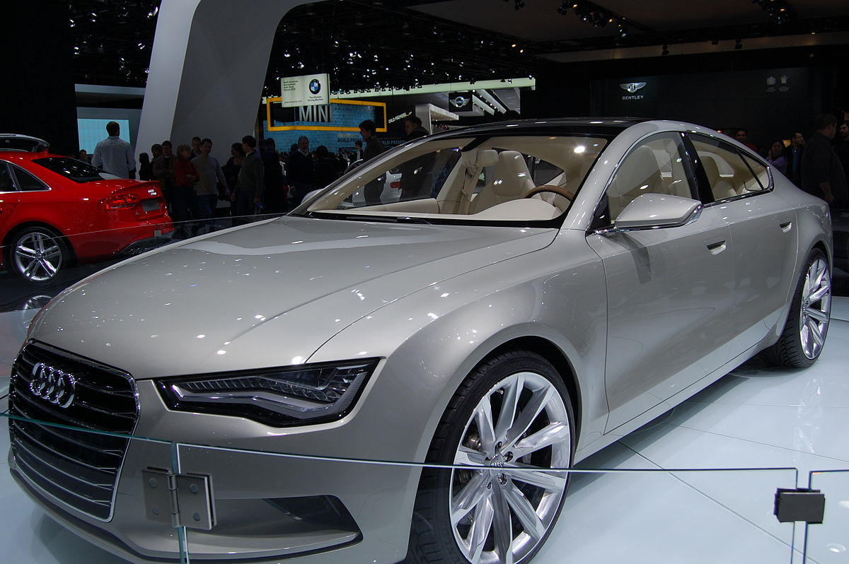 audi sportback concept wikipedia. Black Bedroom Furniture Sets. Home Design Ideas