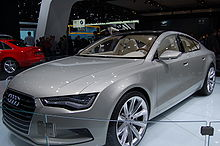 audi a7 wikipedia. Black Bedroom Furniture Sets. Home Design Ideas