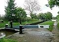 Audlem Locks No 9, Shropshire Union Canal, Cheshire - geograph.org.uk - 1597807.jpg