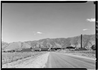International Smelting and Refining Company Former ore refining facility in Tooele County, Utah, United States