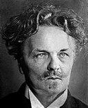 August Strindberg: Alter & Geburtstag