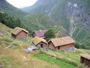 Årdal - The Avdalen Farm (Avdalen Gård)