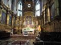 Avignon, Saint Pierre, autel.JPG